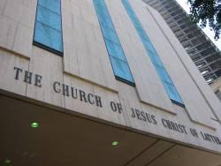 The New Manhattan LDS Temple