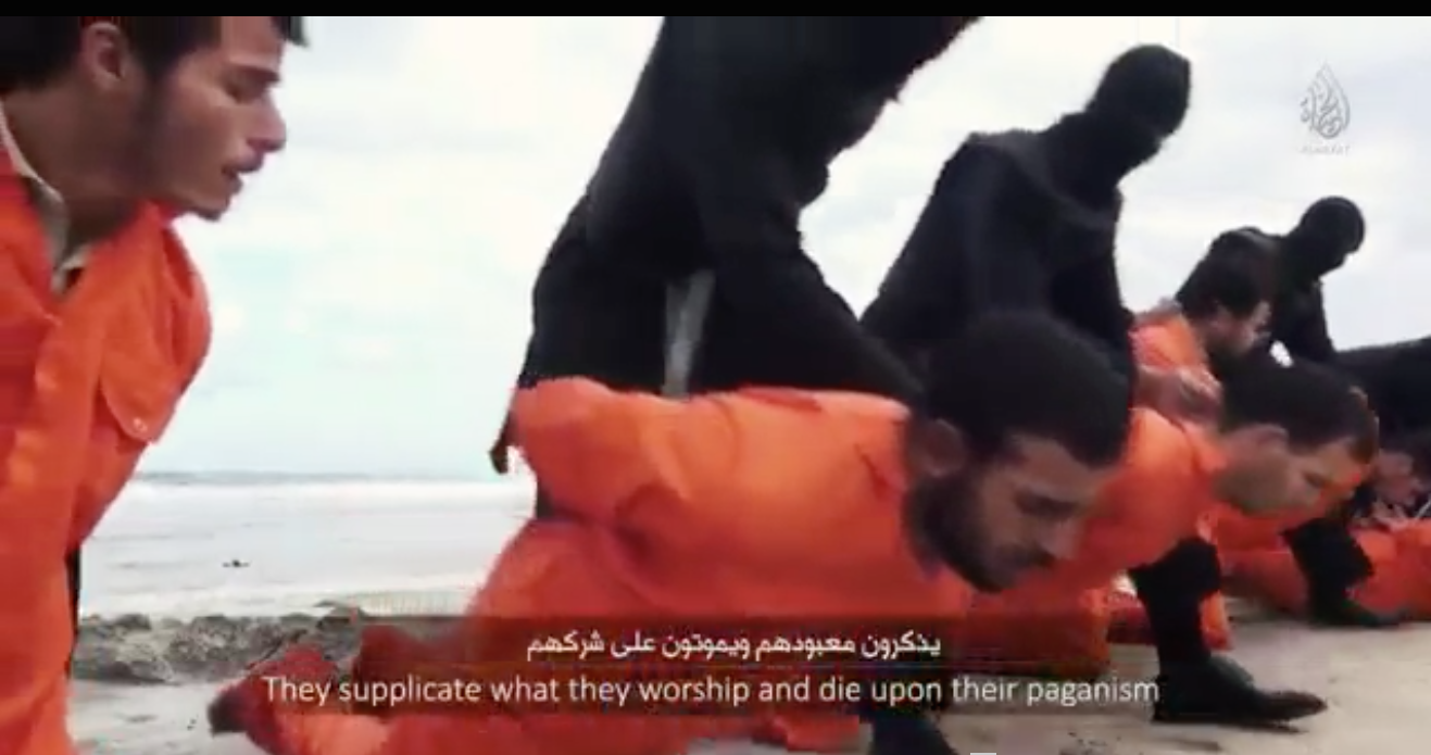 Breaking the Cross, Killing the Swine: Truly Thinking About ISIS and the Murder of 21 Copts | Alpha and Omega Ministries