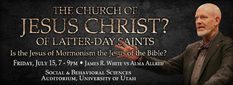 Is the Jesus of Mormonism the Jesus of the Bible?