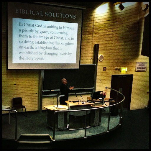 A Wonderful Evening at University College Dublin-Debate Bible or the Quran? with Adnan Rashid, Trinity College, Dublin, Ireland 2/26/2013